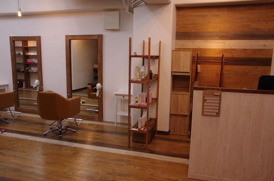 本日5月29日、RecRe hair(レクリヘアー)津田沼にオープンします。