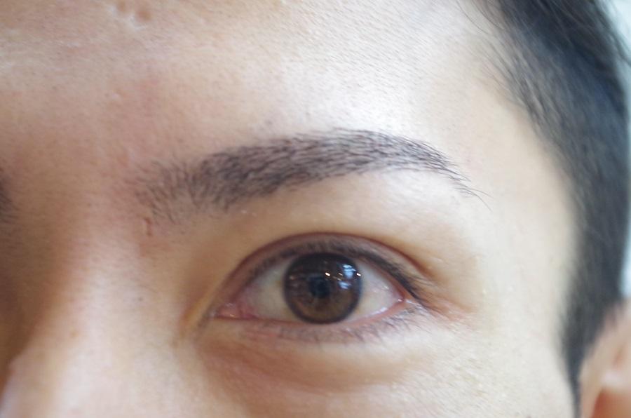 西田さんの目