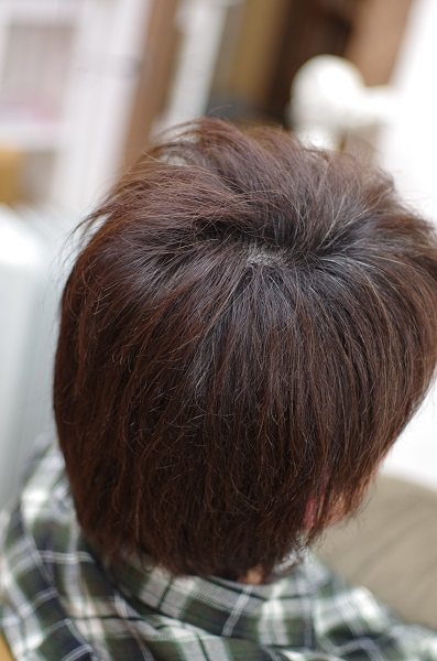 【RecRe hair】イルミナカラーメンズ3
