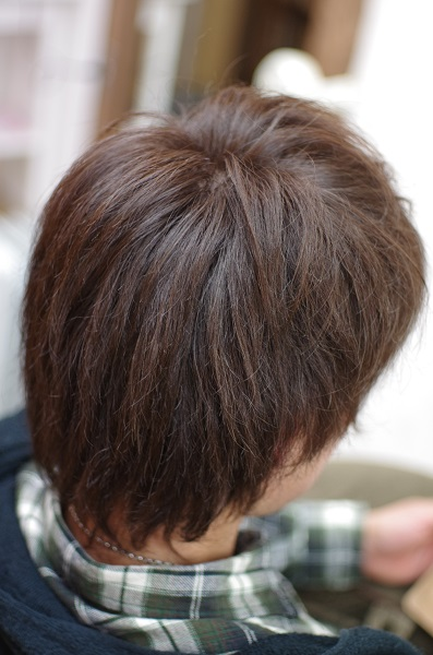 【RecRe hair】イルミナカラーメンズ4