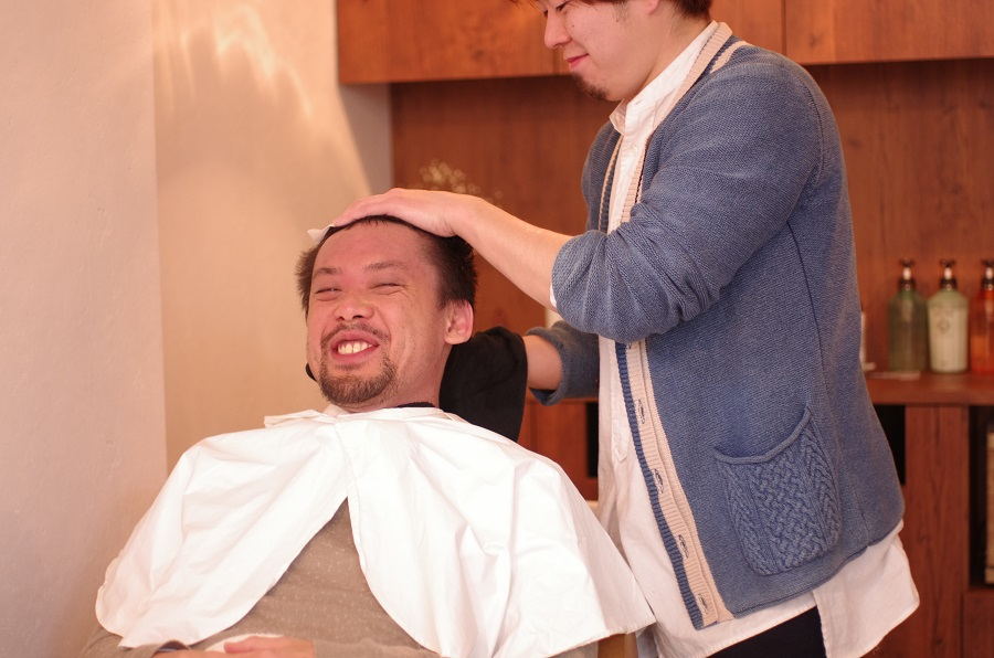 【RecRe hair】ヘッドスパ講習