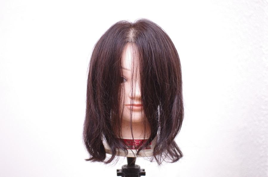 【RecRe hair】ビフォー