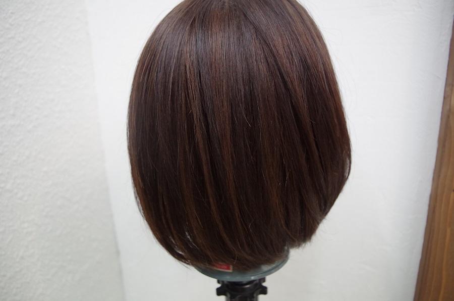 なるべく髪に負担がかからないように明るくする方法。