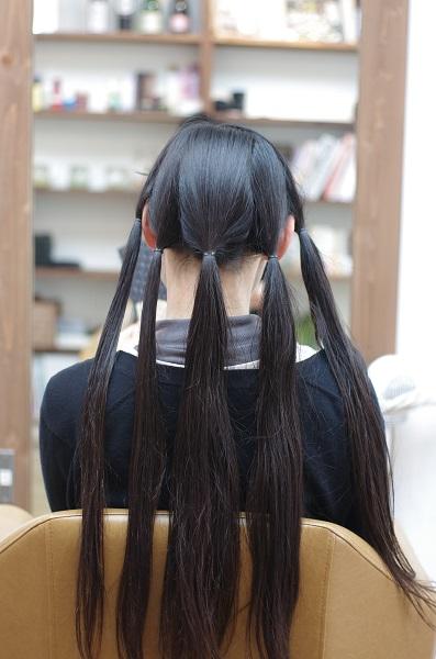 【RecRe hair】ヘアドネーション