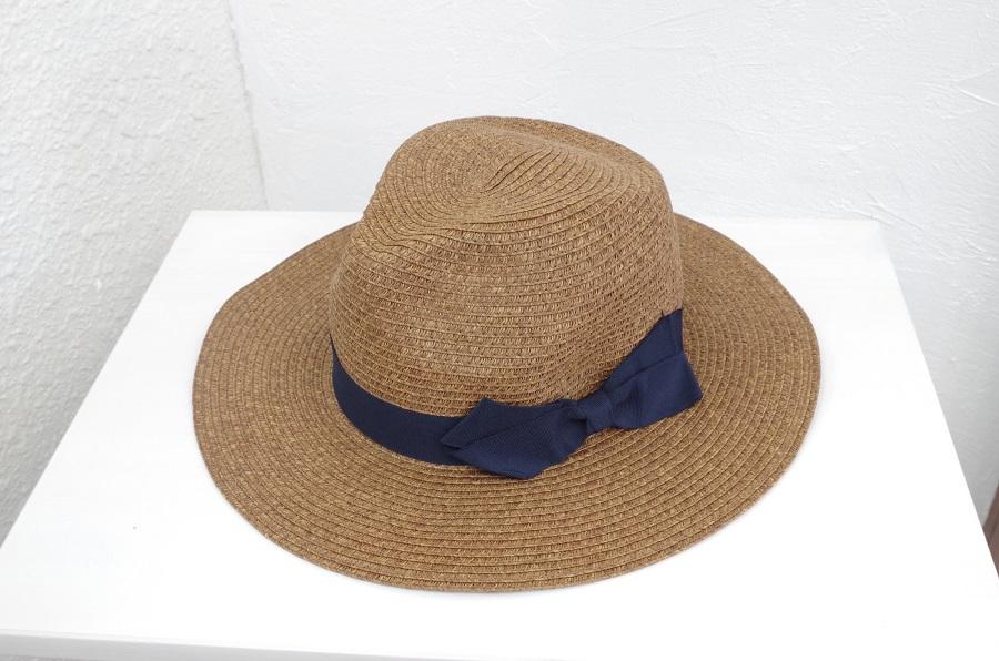 帽子アレンジ☆