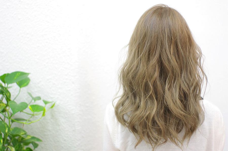 【RecRe hair】イルミナ×グレージュ