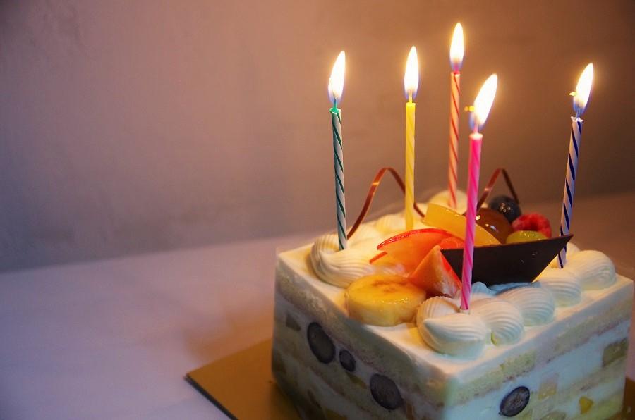 西田さんのお誕生日☆