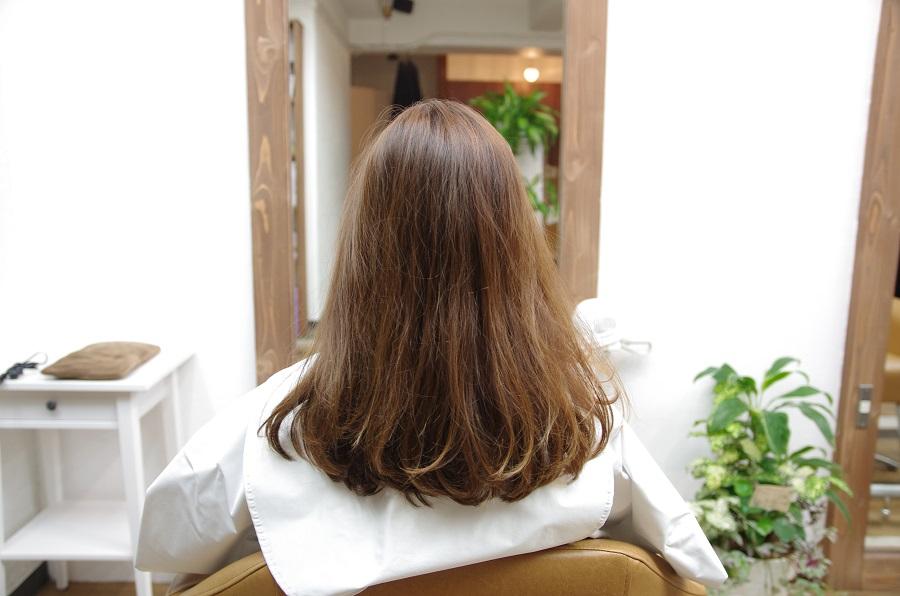 髪をきれいに見せてくれる色は?