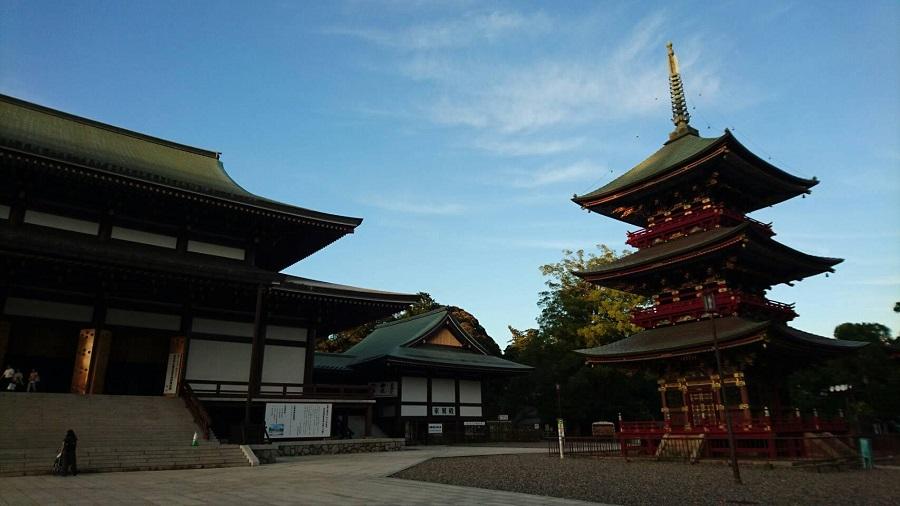成田山に行ってきました。