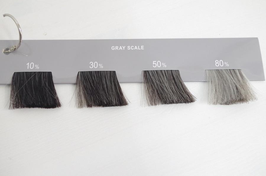 ファッションカラーから白髪染めに切り替えるタイミング。