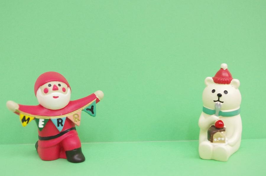 3連休最後のクリスマス。