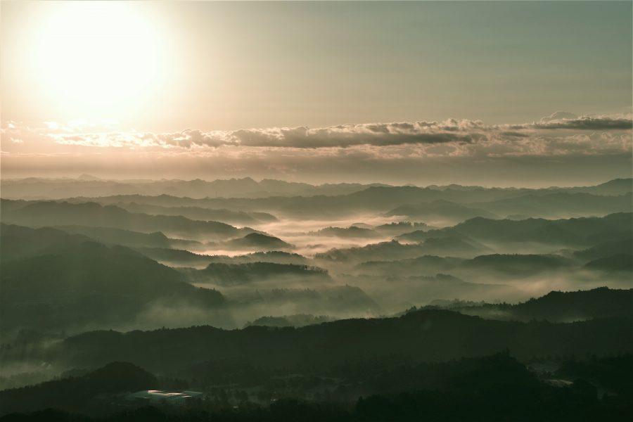 千葉の雲海?を見に行ってきた。
