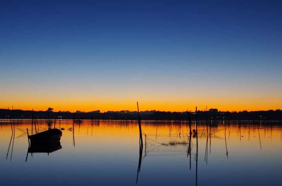 2月のお休みと印旛沼。