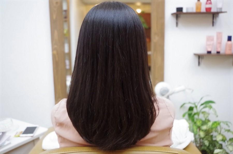 髪をキレイに伸ばす方法☆