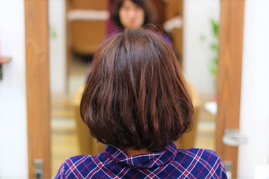 矯正毛をやめたい時はデジタルパーマ