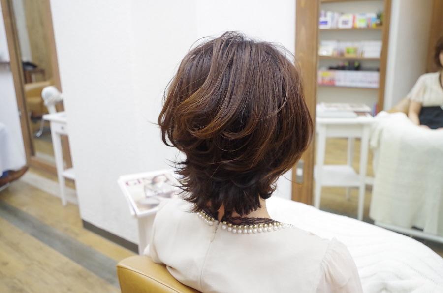 ショートスタイルのヘアアレンジ☆