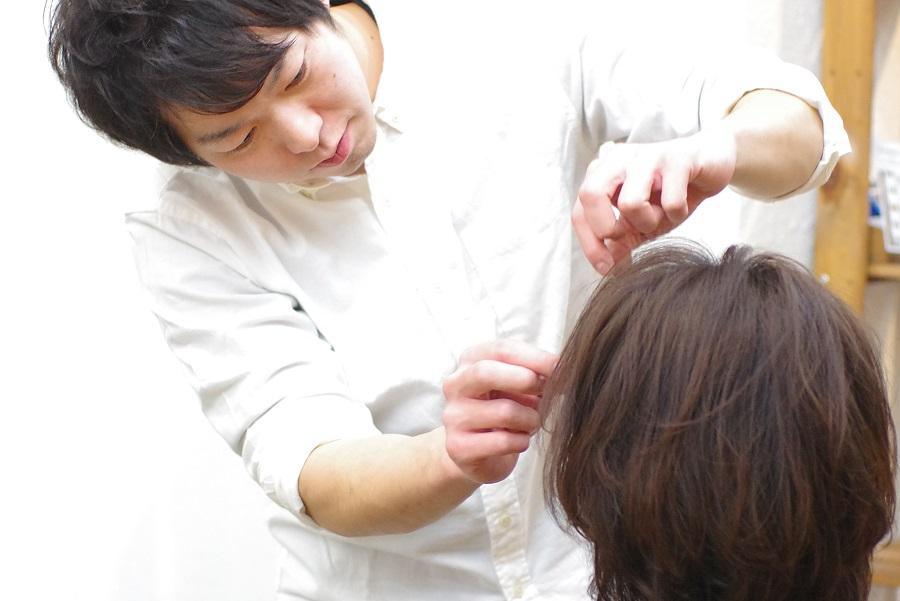 前髪パーマの種類と特徴