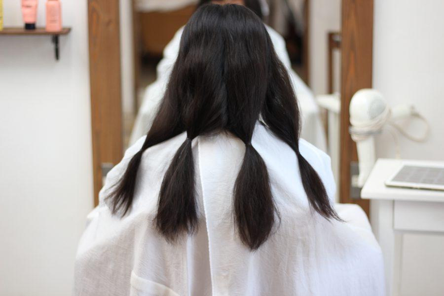 長さが足りなくてもヘアドネーションはできます。