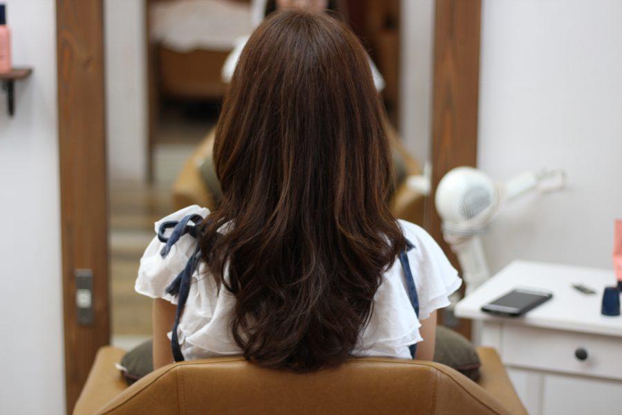 クセ毛が気になりにくい長持ちスタイル