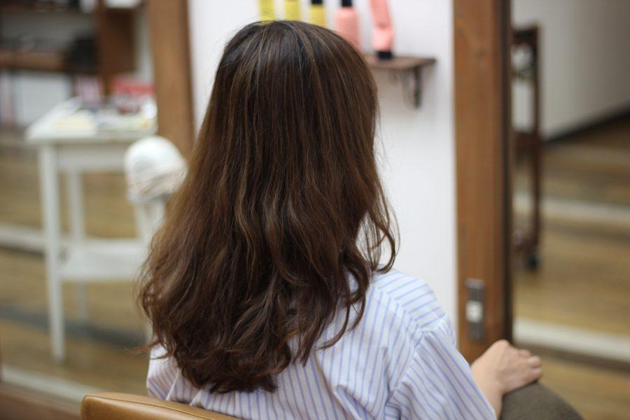 髪がやわらかくてパーマ持ちが悪い方は読んでください!