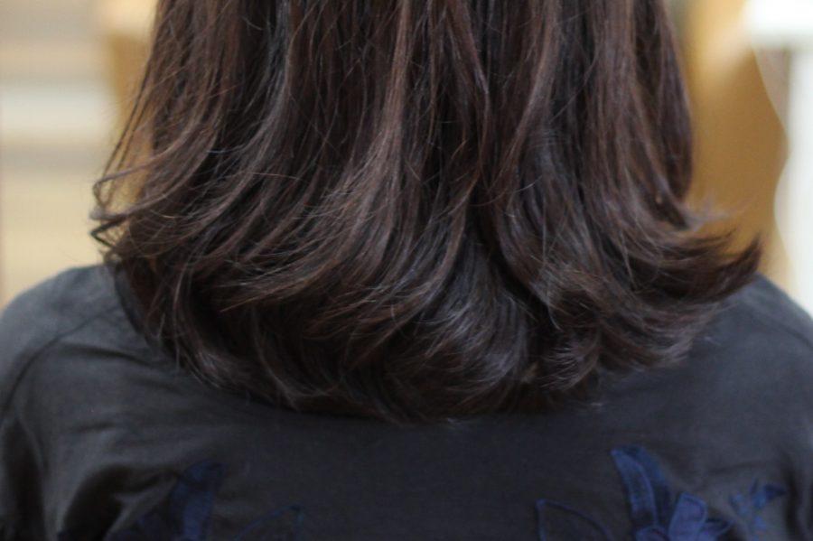 クセ毛、多毛、傷んでないのに髪がまとまらない